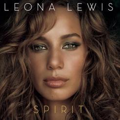 کاور آلبوم اسپیریت از لئونا لوییس