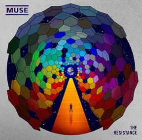 کاور آلبوم مقاومت از گروی میوز