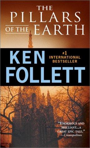 جلد کتاب ستونهای زمین