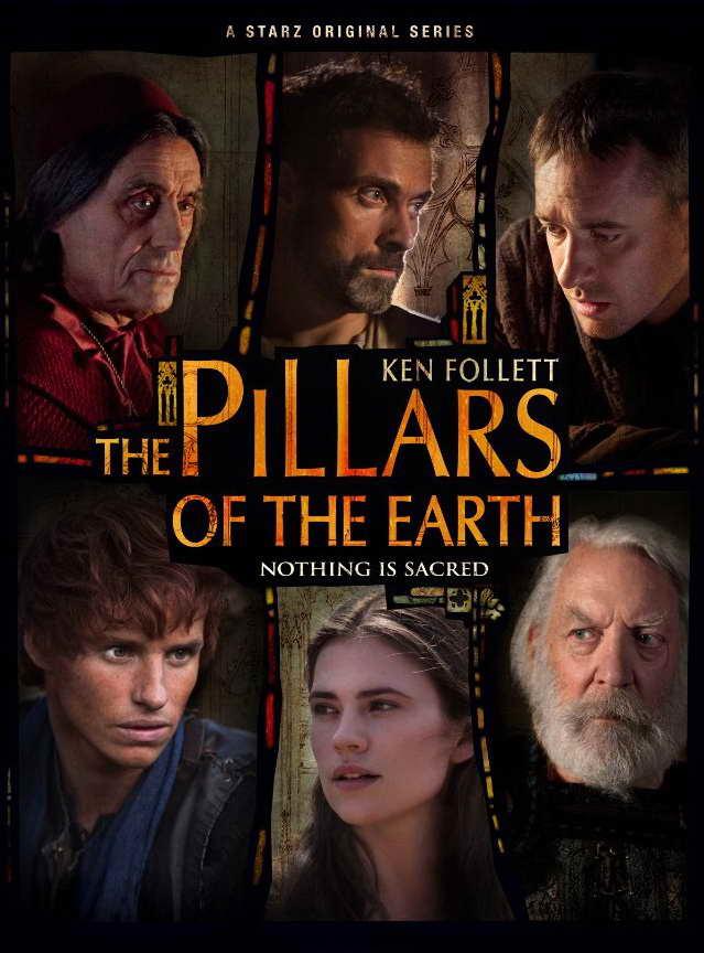 پوستر سریال ستونهای زمین
