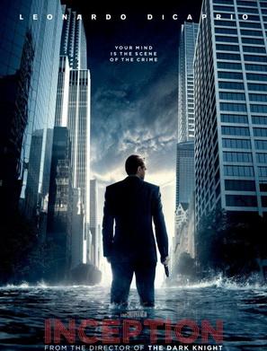 پوستر فیلم Inception